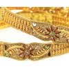 Antique Bangles (2 pc)